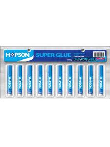 2g*12PCS/Card Plastic Bottle Super Glue (Foil Wrapper) pictures & photos