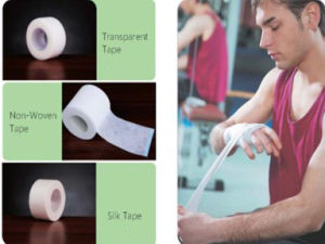 Surgical Tape (Non-woven paper / Skin /PE /Cloth) pictures & photos