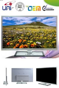 32 E-LED TV with Narrow Frame Design and USB pictures & photos