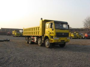 Tipper Truck 8X4