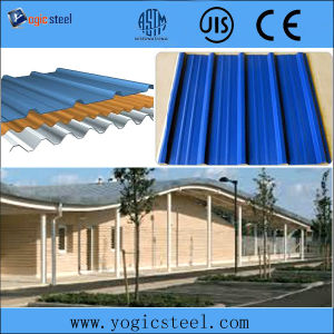 Corrugated Steel Metal Roofing Tile Sheet pictures & photos