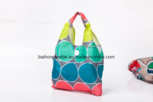 Fashion Oxford PVC with Print Handbags pictures & photos