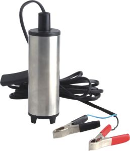 DC12V Portable Car Diesel Pump pictures & photos