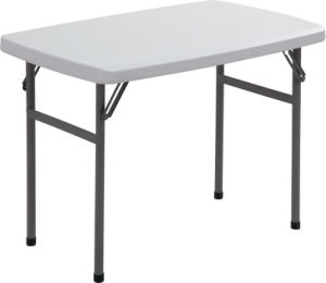 2.5FT Folding Table (YCZ-76Z) pictures & photos