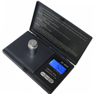 Electronic Pocket Scale (ES Series)