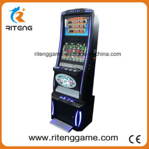 Prize Game Video Game Machine Casino Roulette Wheel for Sale pictures & photos