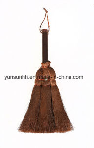 Floor Broom/ Cleaning /Palm Fiber Broom/Bamboo pictures & photos