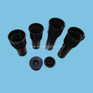 Plastic Grout Socket, None Return Valve, Plug and Hydrophilic O Ring pictures & photos
