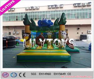 New Outdoor Inflatable Bouncy Castle (J-BC-006) pictures & photos