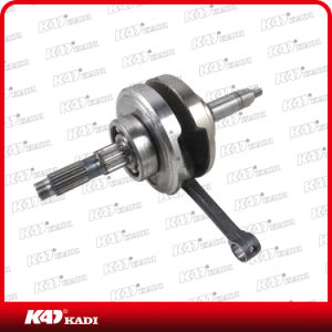 Motorcycle Spare Parts Motorcycle Crankshaft for Eco100 pictures & photos