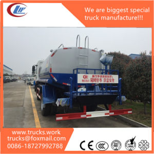 12tons to 15tons Statinless Steel Tanker Multi-Function Sprinkler Truck pictures & photos