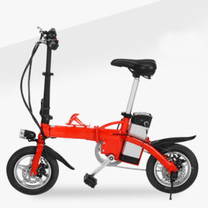 Smart 12 Inches 2 Wheel Folding Electric Bicycle pictures & photos