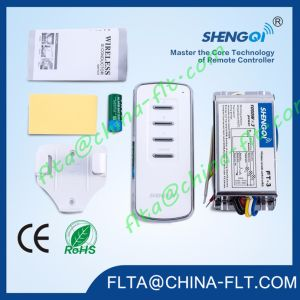 Smart ODM OEM Wireless Lighting Remote 2 or 3 Channel Controller Switch FT-3 with Ce / RoHS pictures & photos