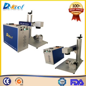 Portable Laser Marking Machine with Good Price pictures & photos