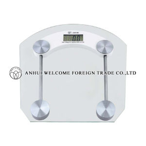 Electronic Glass Body Weight Scale pictures & photos