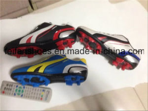 Men Football Shoes Soccer Sneaker Shoes with Customized (FFSC1115-01) pictures & photos