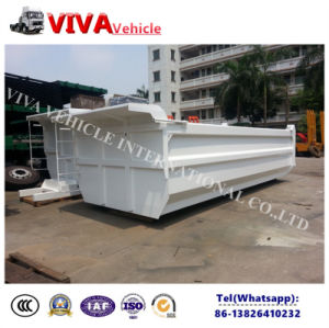 Truck Trailer Tipper /Container Trailer Main Beam/Chassis/Body