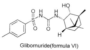 Hot Sale GMP Standard Factory Supply Glibenclamide Pharmaceutical Raw Material pictures & photos