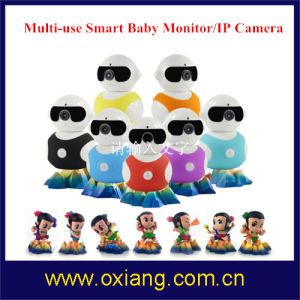 Wireless PIR IP Camera WiFi Baby Monitor Support 2 Way Intercom pictures & photos