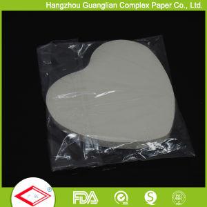 Custom Pre-Cut Siliconized Non-Stick Parchment Paper Pan Liners pictures & photos