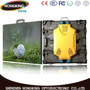 High Efficiency P5 Rental Outdoor Full-Color LED Display pictures & photos