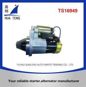 12V 1.4kw Mitsubishi Starter for Nissan Motor Lester 17859 pictures & photos