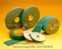 Flat Transmission Belt (Common flat rubber belt) pictures & photos