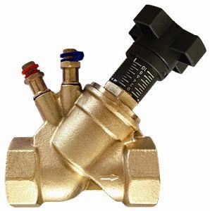 Plumbing Hydraulic Water Balancing Valve (HTW-71-SV) pictures & photos