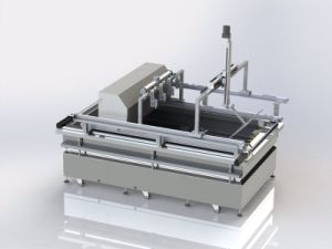 Liquid Water Transfer Printing Film Machine Lyh-Wtpm051-3 pictures & photos