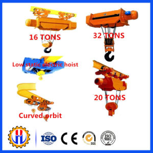 PA500/PA600/PA800 Electric Hoist Chinese Suppliers pictures & photos