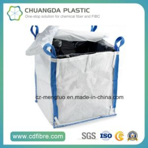 Side Seam Belt PP Woven FIBC Jumbo Container Big Bag pictures & photos