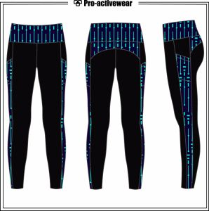 Sports Wear Customized OEM Service Wholesale High Quality Yoga Leggings pictures & photos