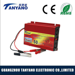 12V 50A Universal Lead Acid Solar Automatic Car Battery Charger