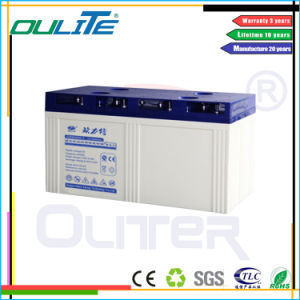 Rechargeable VRLA Battery Deep Cycle Battery 2V3000ah pictures & photos