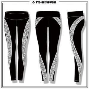 Sports Leggings OEM Service Customized Seamless Quick Dry Yoga Pants pictures & photos