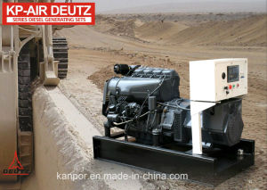 Standby Output Electric Generator 22kw/27.5kVA Deutz Silent Generator, Deutz Air Cool Engine′s Diesel Genset pictures & photos