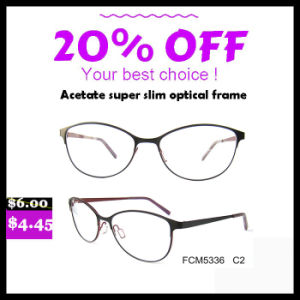 Metal Fashion for Women Optical Frames pictures & photos