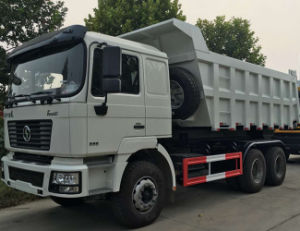 Shacman 6X4 10wheels Tipper Truck Camion Shacman pictures & photos