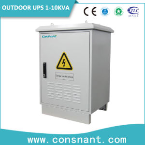 Outdoor Intelligent High Frequency Online UPS 6kVA pictures & photos