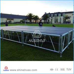 Portable Glass Stages Acrylic Stages pictures & photos