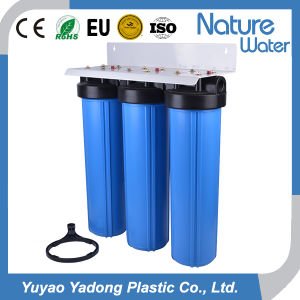 Nw-Brl03 Triple Water Filter Housing for Whole House pictures & photos