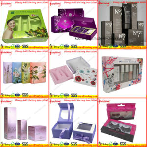Cosmetic Series Packaging Solution-- Blister Tray/ Specification / Aftersales Care Sheet / Tear Away Pads/ Paper Bags / Paper Boxes etc pictures & photos