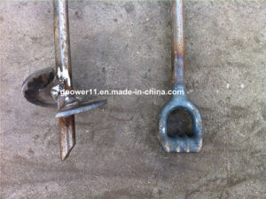 "48"" Earth Anchor W 6"" Helix and Welded Eys pictures & photos"