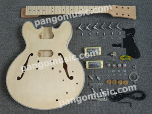 Pango Es335 Hollow-Body DIY Electric Guitar Kit / DIY Guitar (PES-335K) pictures & photos