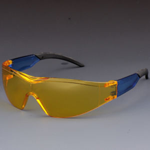 Anti-Dust Colored Safety Working Glasses for Eyes Protection (CJ-1) pictures & photos