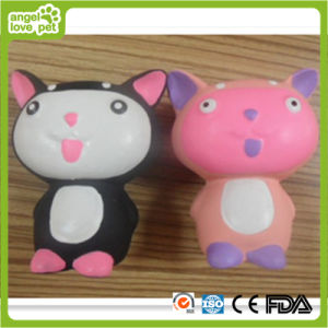 Latex Toy Carton Cat Pet Product pictures & photos