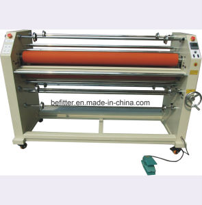 BFT-1300RSZ 51inch auto or foot control double sides roll laminator pictures & photos