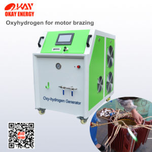 Oxyhydrogen Water Fuel Generator Water Electrolysis Hydrogen Generator Hho pictures & photos