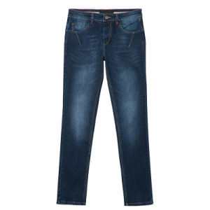 Wholesale 2017 Men Denim Pants Cotton Fashion Jeans pictures & photos