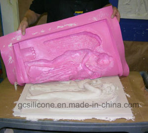 Liquid Mold-Making Silicone for Casting Gypsum Decorations pictures & photos